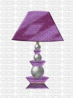 Lampe violet