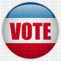 Plain Vote Button