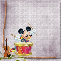 image encre anniversaire musique Mickey Disney edited by me