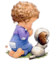 child pray enfant prier
