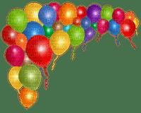 image encre couleur effet ballons cadre bon anniversaire mariage coin  edited by me