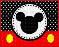 image encre color effet à pois bon anniversaire   Disney edited by me
