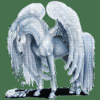 cheval ange