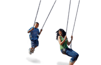 Kaz_Creations Woman Boy Child Mother People Swing