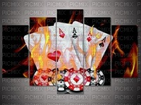 fond playing cards bp