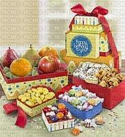 Bon anniversaire fruit frais