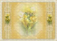 bg--background--flowers--blommor--yellow--gul