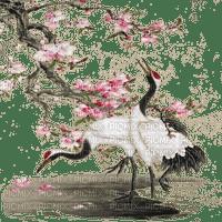 oriental birds landscAPE PAYSAGE