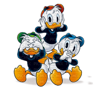 TICK TRICK AND TRUCK DONALD