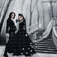 gothic wedding bg