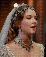 image encre la mariée femme princesse  mariage  edited by me