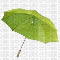 umbrella paraguas verde Regenschirm grün