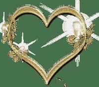 golden heart butterfly