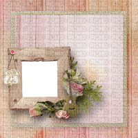 spring printemps flower fleur blossom fleurs blumen  tube frame cadre rahmen overlay fond background wood