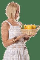woman lemon femme citron 🍋