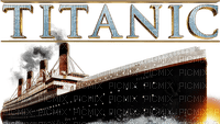 titanic movie ship sea deco