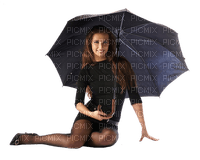 Kaz_Creations Woman Femme Umbrella Parasol