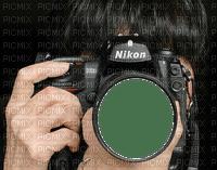 pictures camera hands people human mains  rahmen tube deco frame cadre hände fond background