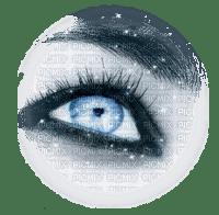 cecily-oeil bleu