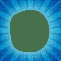 blue frame cadre bleu