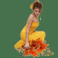 Kaz_Creations Woman Femme Autumn