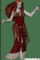 mujer gotica by EstrellaCristal