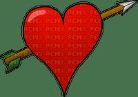 cœur transpercé-Danna1