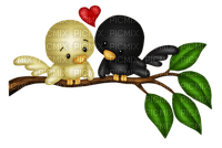 Kaz_Creations Valentine Deco Love Cute Birds