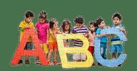 children school abc enfant êcole
