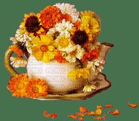 autumn flowers deco vase automne fleurs vase