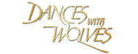 DANCES WITH WOLVES MOVIE LOGO