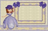 image encre couleur  anniversaire effet princesse Sofia Disney  edited by me