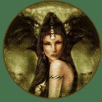 tube femme et dragon