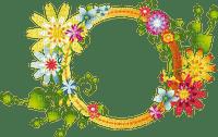 cadre fleurs  deco frame flowers