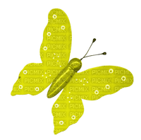 Kaz_Creations Deco Butterfly Butterflies Yellow