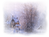 loly33 fond paysage hiver noel