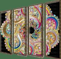rfa créations - slats mandala