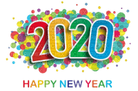 new year 2020 silvester number  text la veille du nouvel an Noche Vieja канун Нового года tube