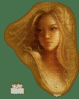 mujer marron by EstrellaCristal