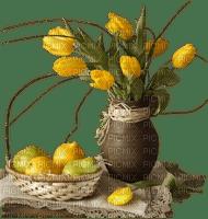 patymirabelle fleurs tulipes et fruits