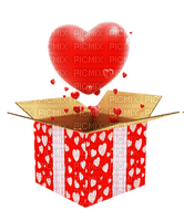 heart gift  St. Valentin love_cœur cadeau  Saint Valentin amour