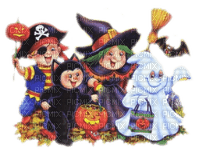 vintage halloween childs enfant