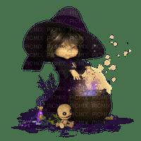 halloween witch doll sorcière poupée