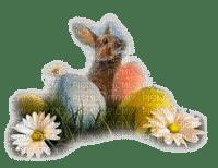 easter bunny eggs deco lapin pâques oeufs