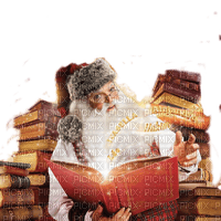 noel livre pere noel books santa christmas