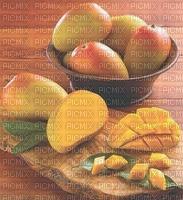 fruit frais mangues