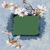 Cadre.Frame.Blue.Printemps.Spring.Victoriabea