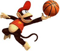 Kaz_Creations Diddy Donkey Kong