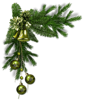 christmas noel advent branch ball bell