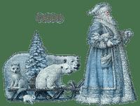 Saint Nicholas_Winter_hiver_---__Blue DREAM 70